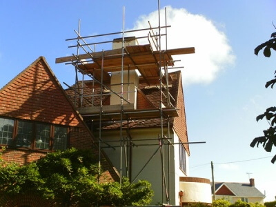 Chimney Scaffold Hire Scaffolds For Chimneys From 300